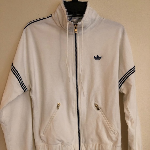 Women's Adidas Warmup Jacket